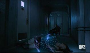 Teen Wolf Season 5 Episode 5 A Novel Approach Kira Electrified