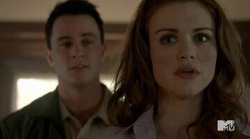 Lydia und Jordan