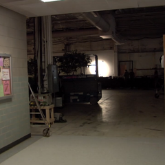 Teen Wolf Behind the Scenes Beacon Hills High Hallway Set Northridge Sound Stage