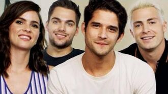 Watch the Final Episode of Teen Wolf with the Cast Omaze-0