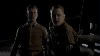 Merrick i Hayes