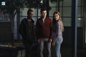 6x13 Raw Talent Mason, Corey, and Lydia