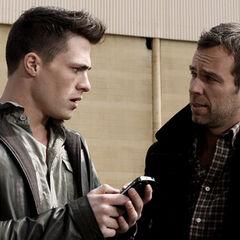 Chris Argent interroge Jackson