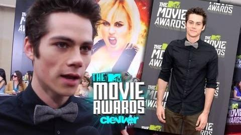 Dylan O'Brien Interview - 2013 MTV Movie Awards