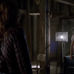 Première rencontre entre Peter et Malia.