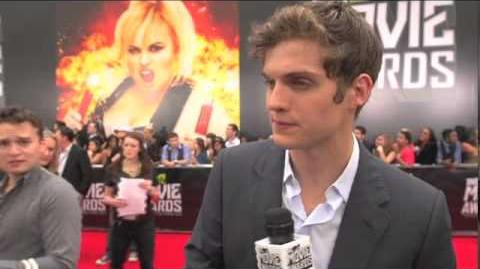 MTV Movie Awards 2013. TEEN WOLF CAST Red Carpet