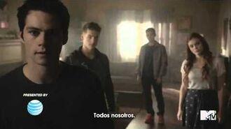 """Teen Wolf 5x08 Promo - """"Ouroboros"""" Subtitulado en español"""
