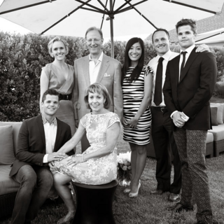 Carver Twins with siblings, Mother and Stepfather