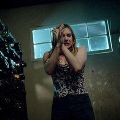 Heather victime d'hallucination (comme Lydia en saison 2) disparait.