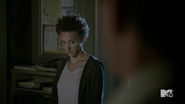 Teen Wolf Season 4 Episode 5 IED Meredith to the Sheriff Station