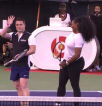 Colton-Haynes-Serena-Williams-Desert-Smash-Tennis-2018