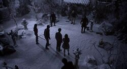 The Divine Move - Kira, Scott, Stiles, Lydia, Nogitsune, Oni