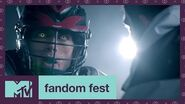 'Supernatural Lacrosse' Teen Wolf EXCLUSIVE Sneak Peek Fandom Fest 2017 MTV