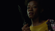 Sibongile-Mlambo-Tamora-Monroe-hunting-Teen-Wolf-Season-6-Episode-12-Raw-Talent