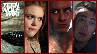 Teen Wolf Top Ten Most Powerful Characters