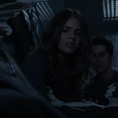 Malia and Stiles See the Nogitsune
