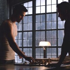 Derek et Peter