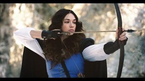 Teen Wolf Crystal Reed Returns Season 5 Behind the Scenes