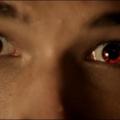 Les yeux d'Alpha de Scott.