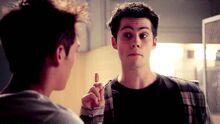 Stiles and Liam
