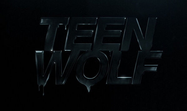 Teen Wolf Season 5 logo