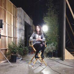 Crystal Reed en interview