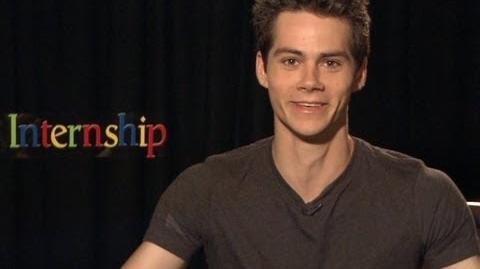 Dylan O'Brien Talks 'The Internship'