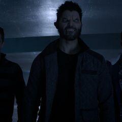 Aiden, Ethan et Derek