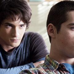 Stiles en veut à Scott de l'avoir laissé