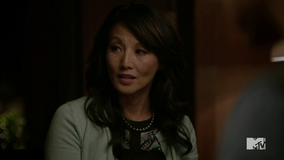 Teen Wolf Season 3 Episode 15 Galvanize Tamlyn Tomita Kira's Mom