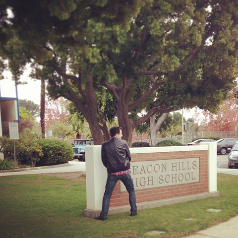 Teen Wolf Behind the Scenes Palisades High School Location After