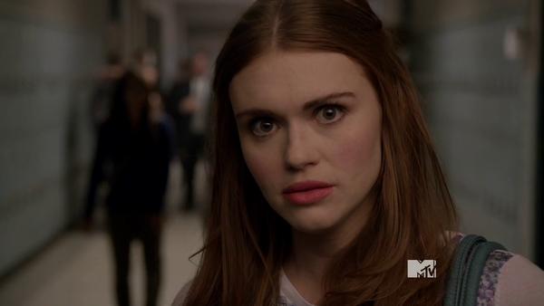 Teen Wolf Season 3 Episode 13 Anchors Holland Roden as Lydia Martin