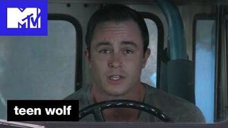 Ryan Kelley 'The Roscoe Confessionals' Teen Wolf (Season 6B) MTV