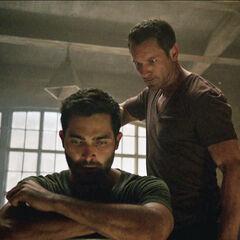 Peter et Derek