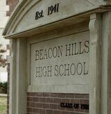 Beacon Hills Highschool