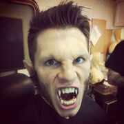 Make up werewolf jackson