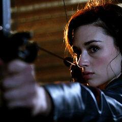 Allison va aider un loup garou