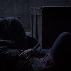 Allison vient de mourir, dans les bras de Scott.