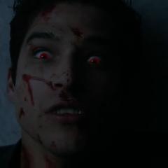 Scott revenant à la vie après avoir été tuer par Theo
