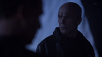 Teen Wolf Season 3 Episode 8 Visionary Michael Hogan Gerard Argent out hunting