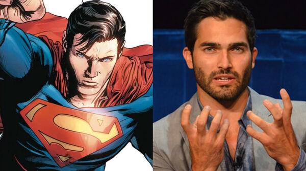 Fandom-Tyler-Hoechlin-is-Superman