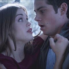 Lydia et Stiles
