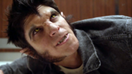 Teen Wolf Season 3 Episode 1 Tattoo Tyler Posey Scott McCall Elevator Fight