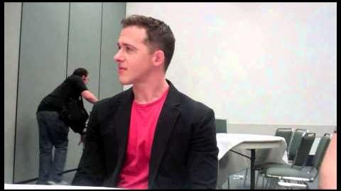 """Teen Wolf"" - Jeff Davis Interview (Creator Executive Producer)"