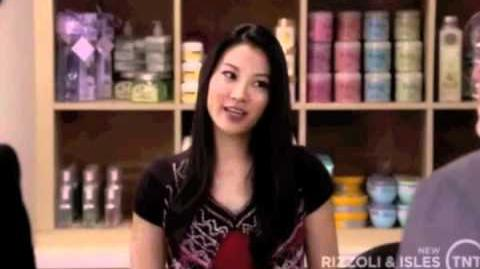 Arden Cho Guest Star on Rizzoli and Isles
