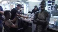Teen Wolf - Season 2 Jackson Becomes The Kanima Behind The Scenes