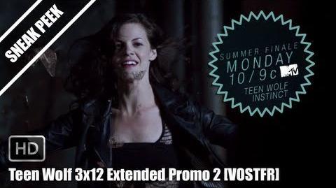 """Teen Wolf 3x12 """"Lunar Ellipse"""" Extended Promo 2 - Sneak Peek HD VOSTFR"""