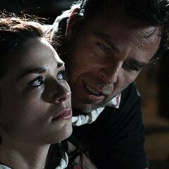 Allison, kidnappée par les Chasseurs