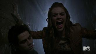 Teen Wolf Season 3 Episode 23 Insatiable Lydia senses Allison's end