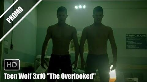 "Teen Wolf 3x10 ""The Overlooked"" Promo Preview HD"